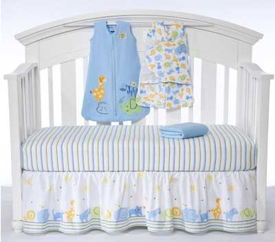 HALO SleepSack 5-Piece SafeSleep Crib Set