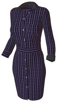 Joe Button Mary Kate Women's Shirtdress