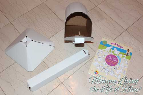 Metamorphic Toys Everythingland Mailbox