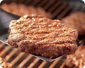 Schwan's Quarter Pound Beef Burgers