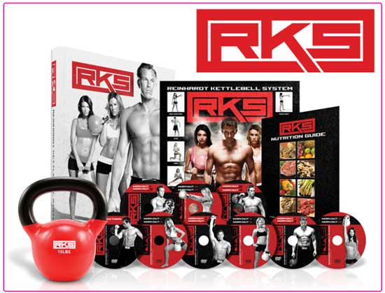 RKS Workout with Kettlebell