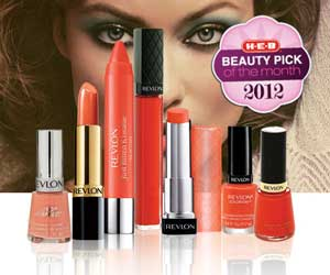 Revlon Summer Accessories Coral Cosmetics