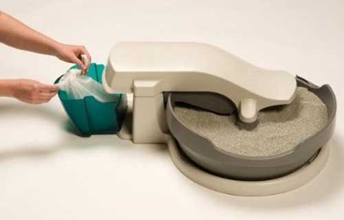 Pet Safe Simply Clean Self-Cleaning Automatic Litter Box