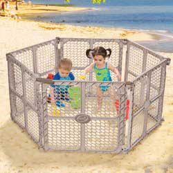 Summer Infant SecureSurround Playsafe Playard