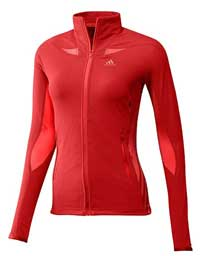adidas Women's Outdoor Terrex Swift Cocona Fleece Jacket