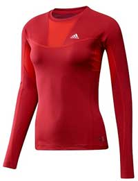 adidas Women's Outdoor Terrex Swift Long Sleeve Tee