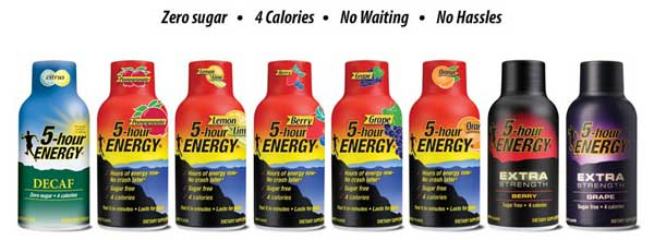 5-Hour ENERGY Review