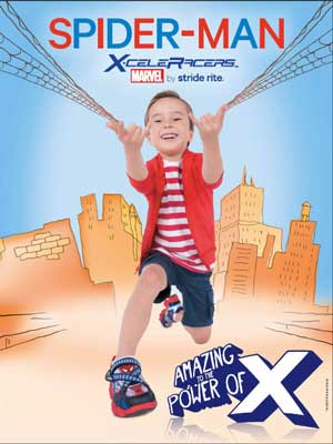 Stride Rite Amazing to the Power of X