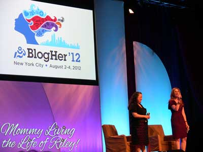 BlogHer Kick Off