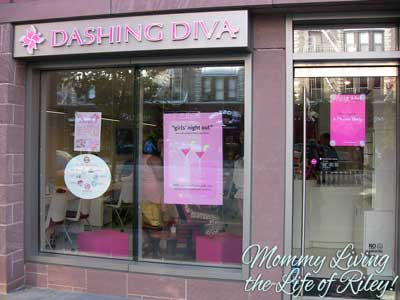 Dashing Diva Nail Salon