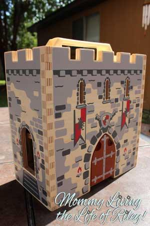 Diggin Active Castle Boxset