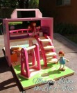 Diggin Active Castle Boxset and Dollhouse Boxset ~ Imaginative Toys that Travel Anywhere