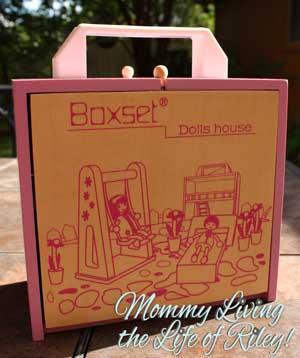 Diggin Active Dollhouse Boxset