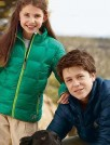 Eddie Bauer Girls' Downlight Sweater