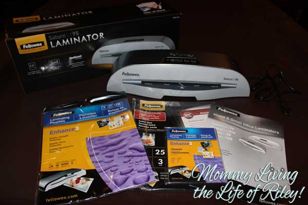 Fellowes Saturn 2 95 Laminator