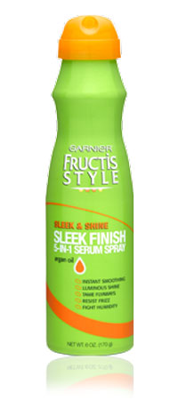Garnier Fructis Style Sleek Finish 5-in-1 Serum Spray