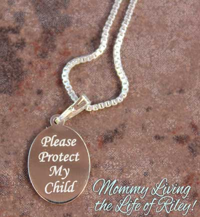 Guardian Angel School Protect Medal