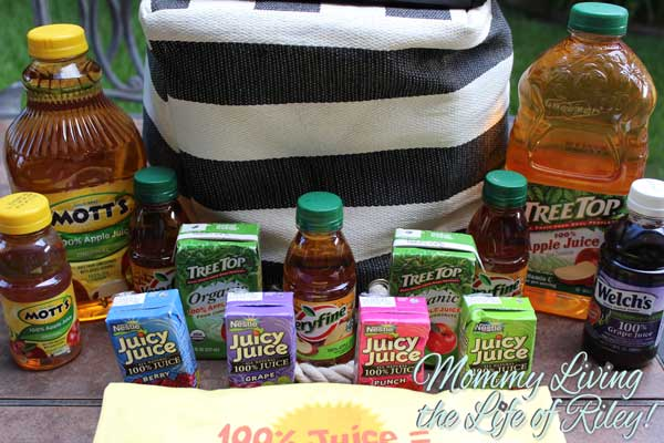 Juice Products Association 100% Juice