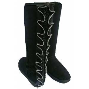 LAMO Footwear Sheepskin Shoes