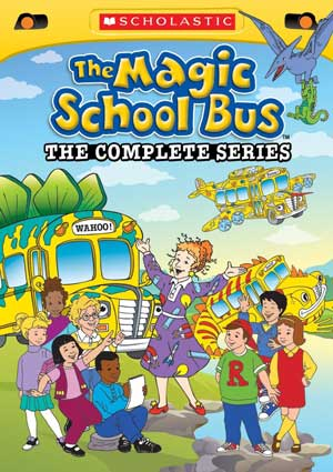 The Magic School Bus Episodes