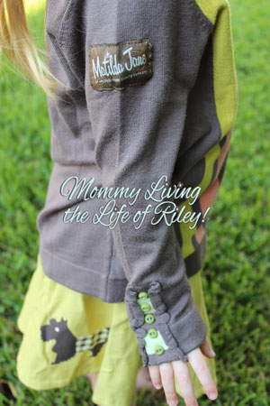 Matilda Jane Clothing Blake Cardigan