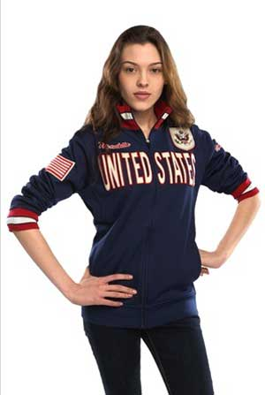 Mondetta Olympic Pitch Jacket