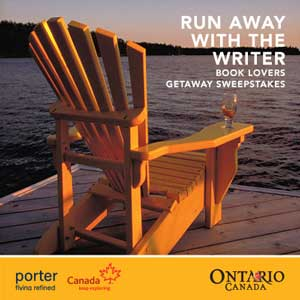 Ontario Tourism Sweepstakes