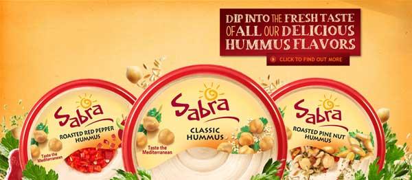 Sabra Hummus Varieties