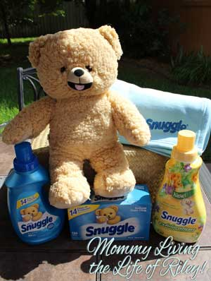 Snuggle Fabric Softener Prize Pack