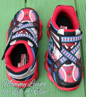 Marvel by Stride Rite X-celeRacers Spider-man Shoes
