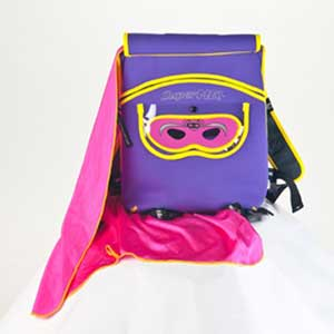 SuperMe Bubblicious Backpack
