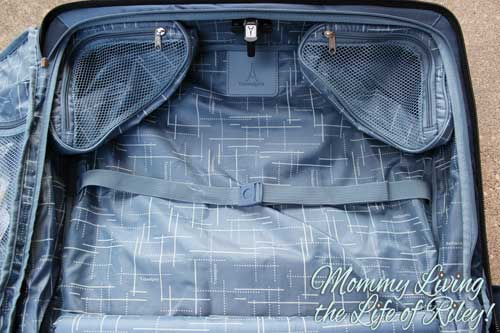 Travelpro WalkAbout Lite 4 Carry-On Rolling Garment Bag