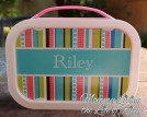 Frecklebox Personalized Yubo Lunch Box