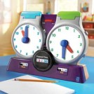 Watch It! Elapsed Time Clock from Educational Insights