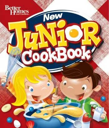 New Junior Cookbook for Picky Eaters