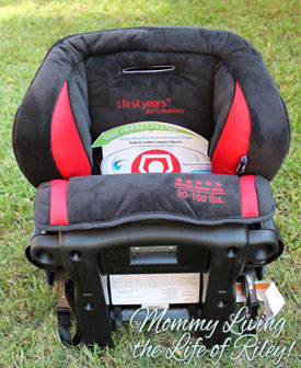 The First Years Toddler Booster Seat