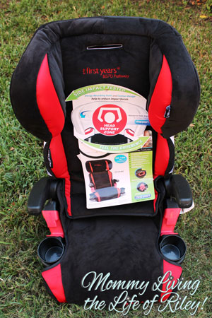 Pathway B570 Toddler Booster Seat