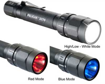 2370 LED Pelican Flashlight