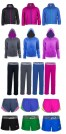 Soffe Girls Active Wear