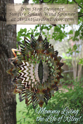 Avant Garden Decor Wind Spinner