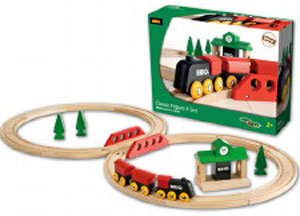 BRIO Classic Figure 8 Train by Schylling Toys