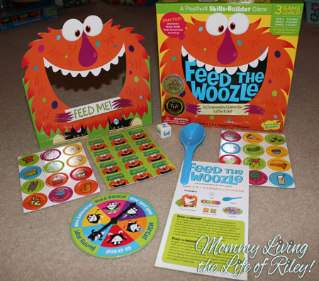 Feed the Woozle Cooperative Games