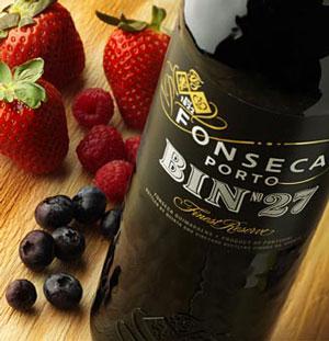 Fonseca BIN 27 Port Wine