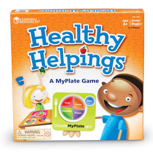 Learning Resources Healthy Helpings
