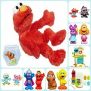 Sesame Street Funny Kid Videos Prize Pack