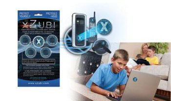 xZubi Cell Phone Radiation Discs