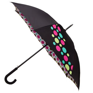 Cheeky Umbrella Polka Dots Classic Long
