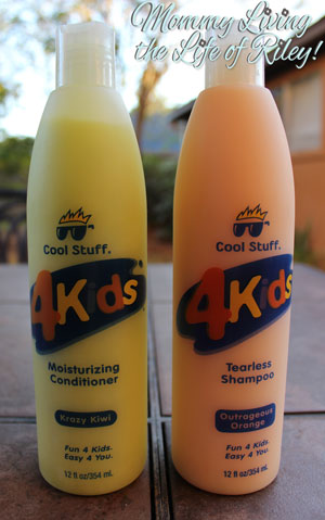 Cool Cuts 4 Kids Styling Products