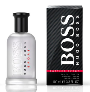 HUGO BOSS BOTTLED. SPORT.