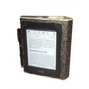 Papier de Maison Kindle Case